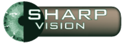 Sharp Vision logo